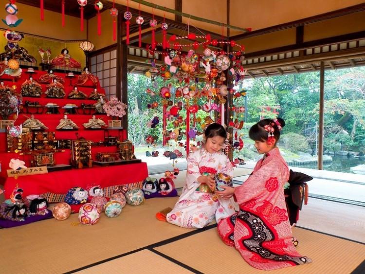 Ý nghĩa của lễ hội búp bê Hina Matsuri