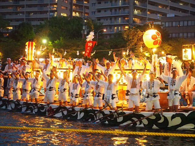 Lễ hội Tenjin, lễ hội mùa hè ở Osaka