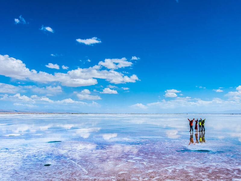 Cánh đồng muối được ví như Uyuni của Nhật Bản