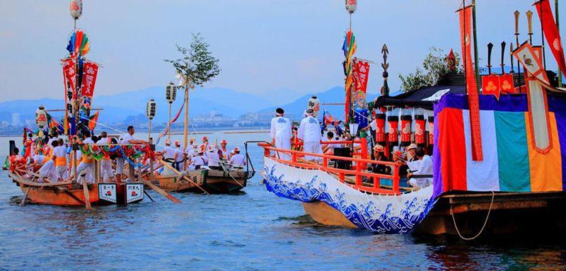 Lễ hội âm nhạc Kangensai được công nhận là di sản văn hóa thế giới
