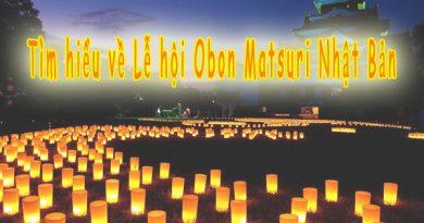 Tìm hiều về lễ hội Obon của Nhật Bản