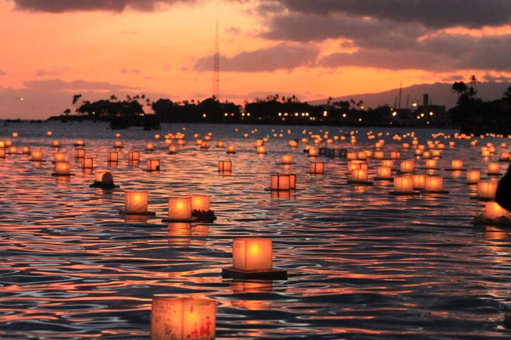 Lễ hội Obon, lễ hội đèn lồng lớn nhất mùa hè Nhật Bản