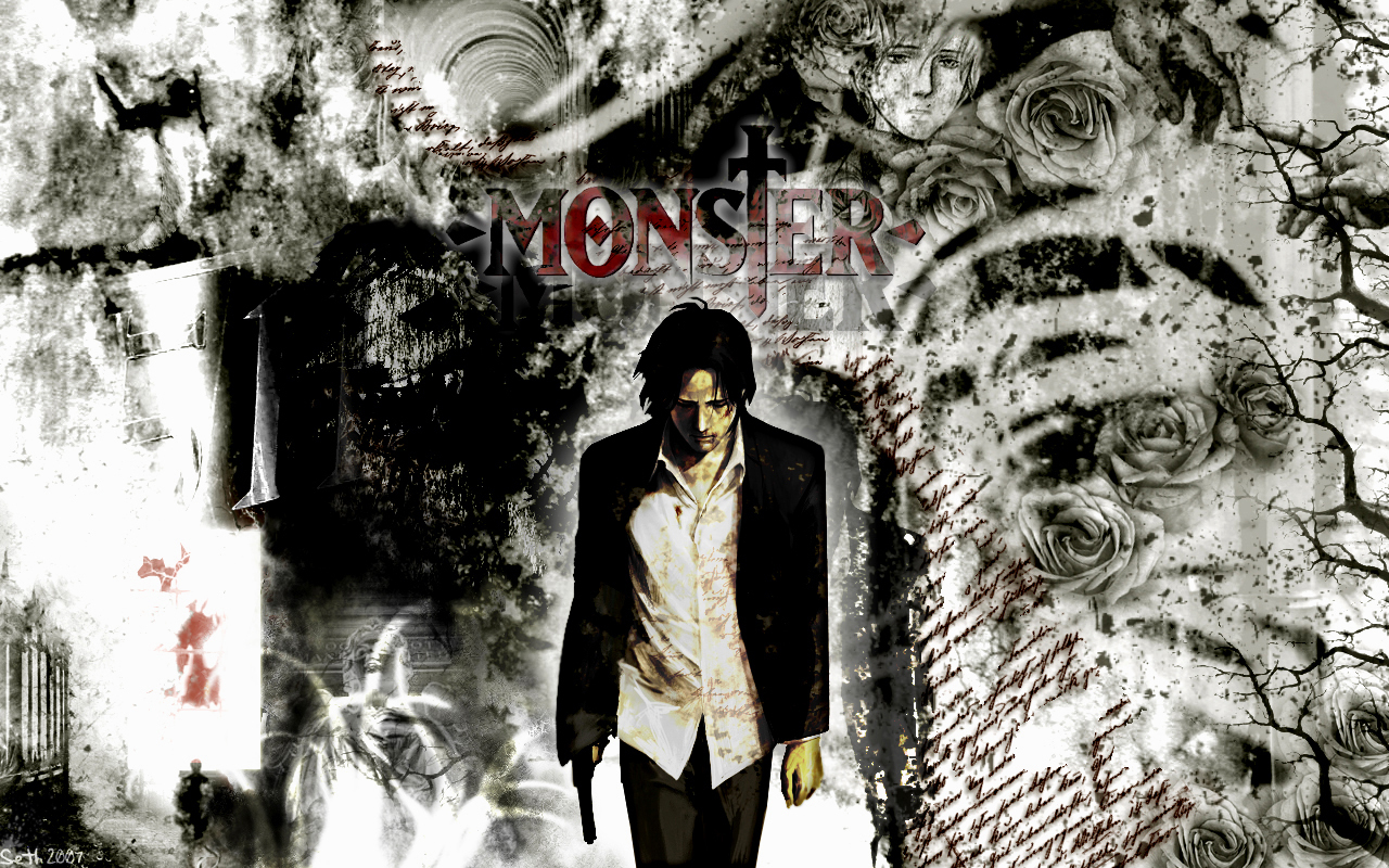 MONSTER – Tác giả Naoki Urasawa