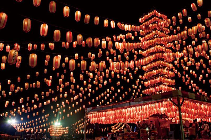 Lễ hội Obon: Linh hồn của những người đã khuất sẽ quay trở về trần thế