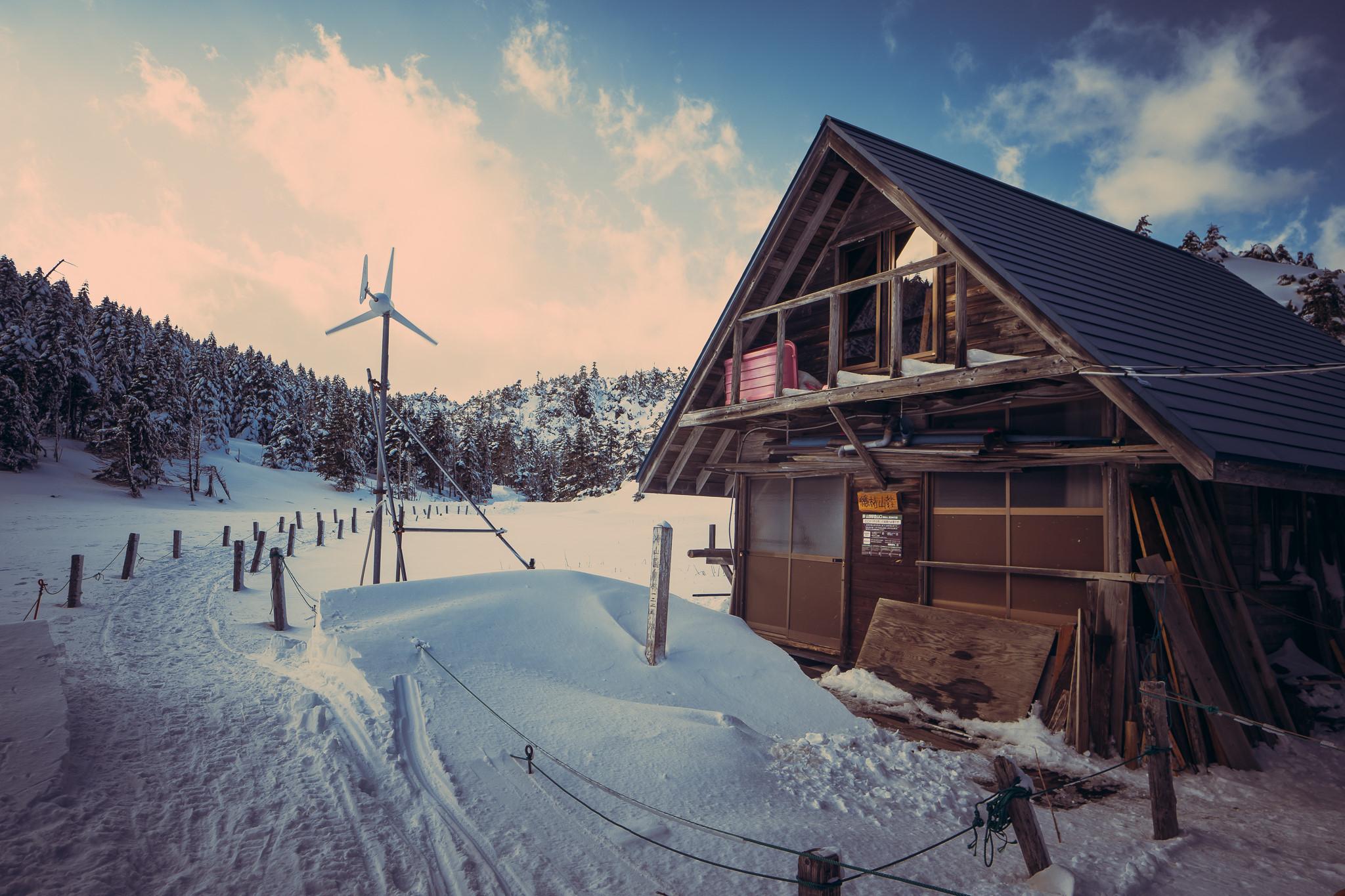 Chiêm ngưỡng thiên đường Nagano Nhật Bản vào mùa đông