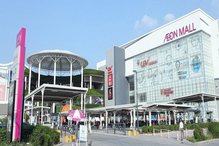 Aeon Mall siêu thị Nhật Bản tại Hà Nội có quy mô hoàng tráng nhất