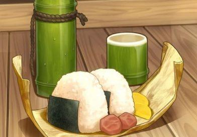 đồ ăn anime