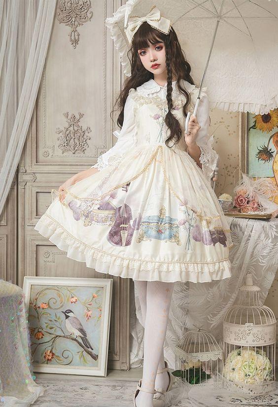 Cosplay Lolita