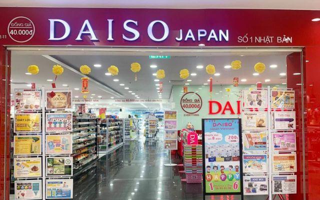 Siêu thị Nhật Bản tại Hà Nội : Daiso Japan