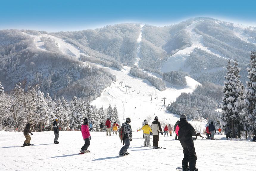Fukui mùa đông