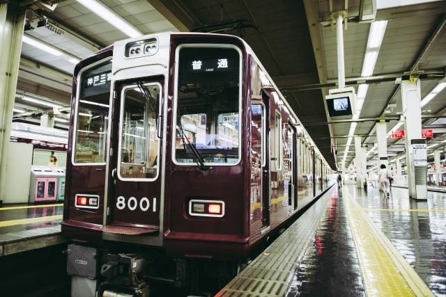 Hệ thống giao thông hiện đại ở Osaka