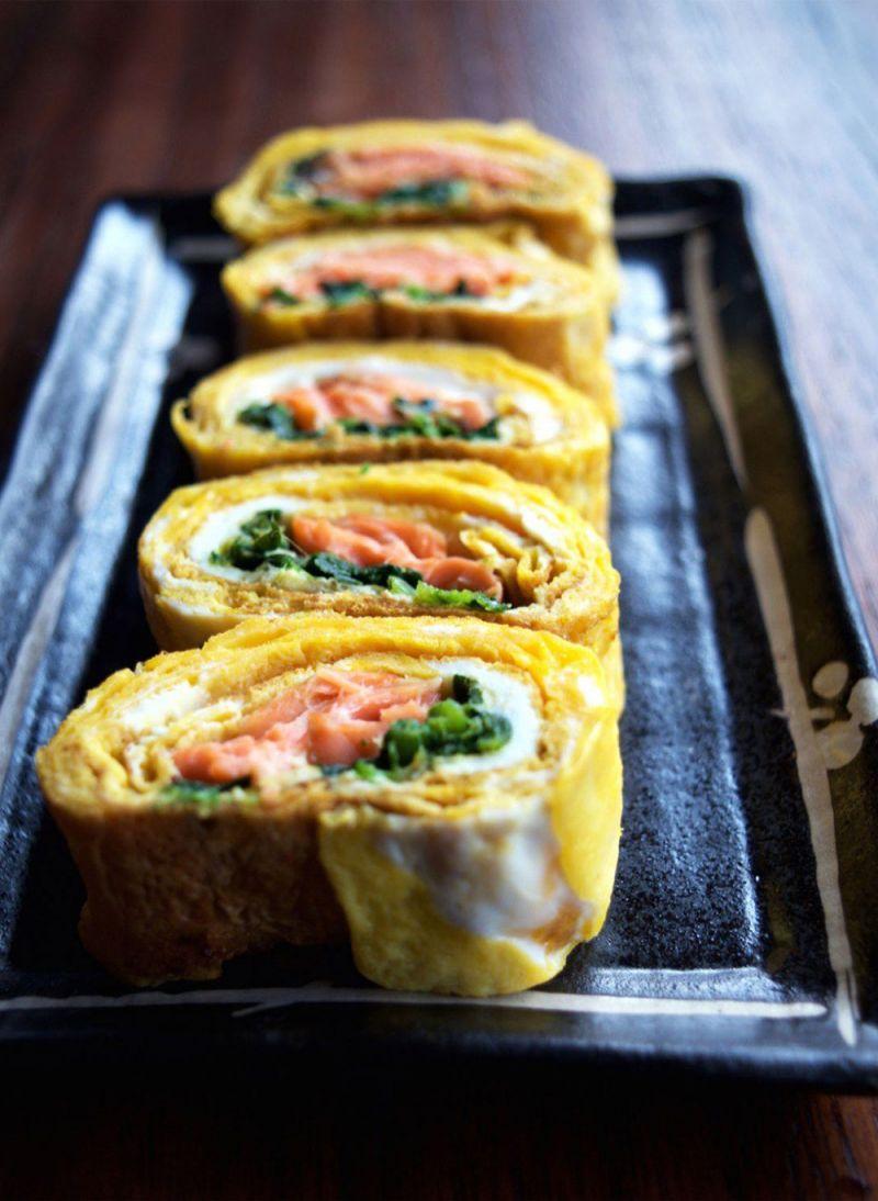 Trứng cuộn Tamagoyaki