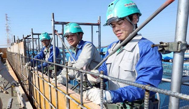 Nhành xây dựng Nhật Bản