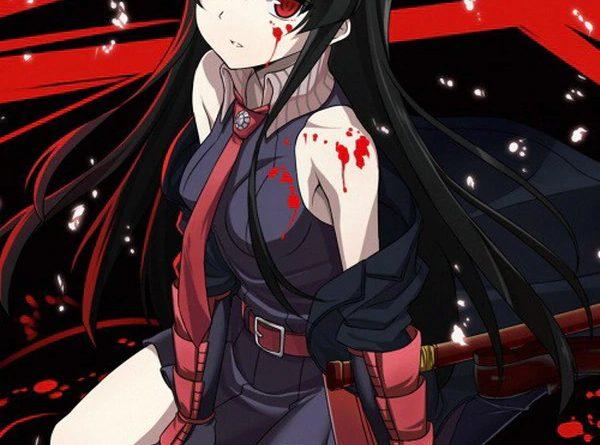 Nhân vật anime nữ ngầu