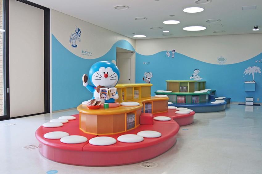 Thế giới Doraemon tại bảo tàng Fujio F. Fujio
