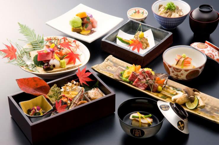 Kaiseki ryory được nhắc đến như phần ẩm thực tinh tế và tinh túy nhất của Nhật Bản