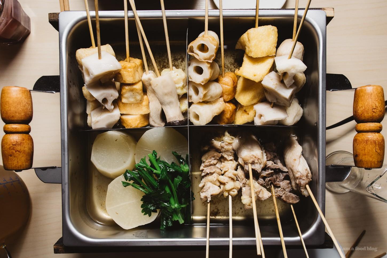 Oden - Món ăn đường phố Nhật Bản nhất định phải thử
