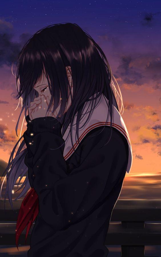 Chiếc avatar cho những cô gái đang buồn