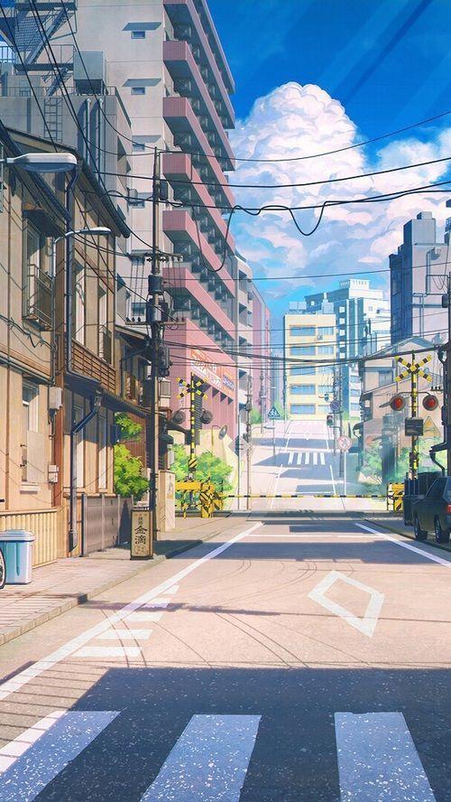 Khung cảnh mà bất kể một fan anime nào cũng thấy vô cùng quen thuộc