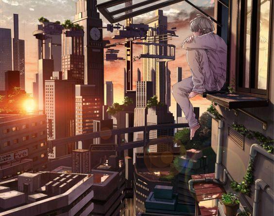 Phong cảnh anime