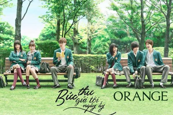 Mirai nhạc phim Orange