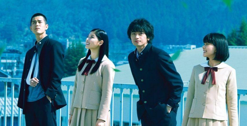 Phim tình yêu học đường Nhật Bản Tiếng hát từ trái tim