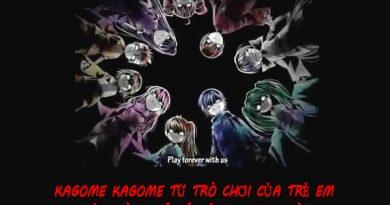 Trò chơi Kagome Kagome Nhật Bản